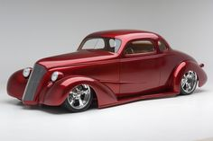 1937 Chevrolet by Kindig-It Design
