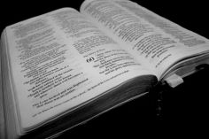 Recent study that shows that most churchgoers do not read or study the Bible on a daily basis.