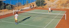 Resort Activities Aghios Nikolaos Crete: tennis court crete, agios nikolaos activities crete, gym at hotels crete greece