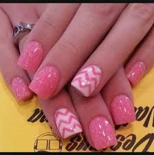 Pink nails are a classic staple for most women. But, the problem with pink nails is that they can get pretty boring, very quickly! Sort some rockin' pink nail art, of course! You can still wearRead More. Fancy Nails, Love Nails, Trendy Nails, How To Do Nails, My Nails, Gorgeous Nails, Dream Nails, Perfect Nails, Pink Nail Art
