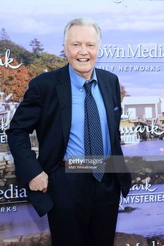 Actor Jon Voight attends the Hallmark Channel and Hallmark Movies and Mysteries Summer 2016 TCA press tour event on July 27, 2016 in Beverly Hills, California.