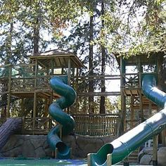 Redwood Lookout at Happy Hollow Park & Zoo San Jose, CA #Kids #Events
