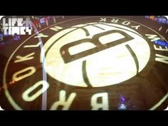 Barclays Arena Special Look - Road To Brooklyn