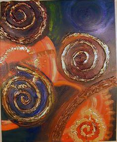 Impasto:Otra de las tecnicas para pintura al oleo es el impasto. Esta consiste en aplicar pintura espesa masivamente con un pincel o espátula. El resultado de esta técnica es que produce una pintura con textura y le da al cuadro una sensación tridimensional. Con la técnica del impaso es posible pintar cuadros completos, sin embargo esta técnica también es aplicada para prepintar antes de las veladuras. Rembrandt y Tiziano utilizaron en sus obras impastos con espatual.