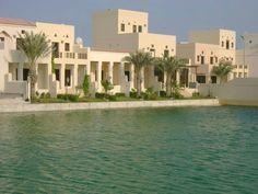 Amwaj island, bahrain