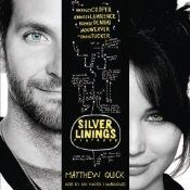 The Silver Linings Playbook by Matthew Quick, narrated by Ray Porter:  I really enjoyed this book - especially when i stopped comparing the book to the movie. I realized that I liked the essence of the story more than I cared whether the book or movie portrayal were better. Though the progression of events are similar, and the motivations and actions of the characters are so different.