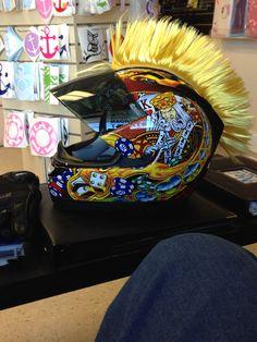 Street Bike Helmets, Street Bikes, 4 Wheelers, Captain Hat, Hats, Hat, Road Bike, Hipster Hat