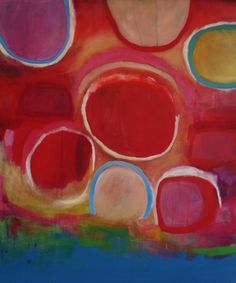 "Saatchi Art Artist Kathy Ready; Painting, ""Celebration"" #art"