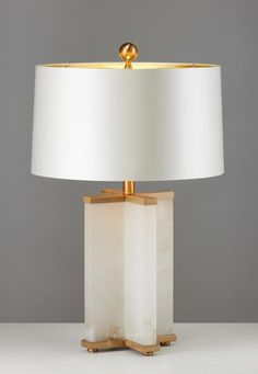 Modern American example room desk lamp【最灯饰】4月新品 现代美式大理石创意高端家居样板房会所台灯