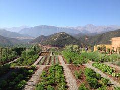 Kasbah Bab Ourika, Ourika Valley, Morocco