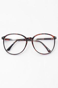 Tia Thin Frame Pastel Clear Glasses - Tortoise #1020-2 - #Clear #Frame #Glasses #pastel #thin #Tia #Tortoise