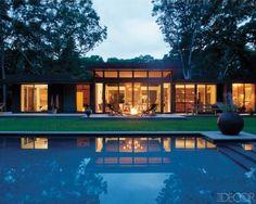 A Modern New York Estate - ELLEDecor.com