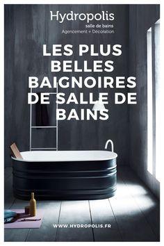Une baignoire pour la salle de bains, OUI, Mais pas n'importe laquelle ! Découvrez nos plus belles collections et inspirez-vous pour votre projet. #hydropolis #designer #salledebains #baignoiresalledebain #baignoire #baignoireilot #baignoiredouche #baignoirenecastree #baignoireangle #baignoiredouchecombine #baignoiresurpied #baignoireretro #baignoiresouspente #renovationsalledebain #renovationmaison #homedecor #inspirationdeco #salledebainretro Solid Surface, Oui, Designers, Bathtub, Bathroom, Clawfoot Tubs, Shower Tub, Industrial Style, Home Remodeling