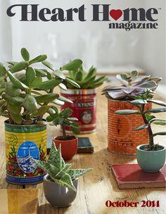 Heart Home Magazine -- Oct. 2014