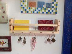 diy porta-chaves e porta-cartas