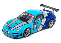 "Carrera Digital 124 – Porsche GT3 RSR ""Team Mamerow, ""NO.10"" (23827)"