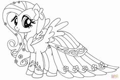 fluttershy my little pony coloring pages printable and coloring book to print for free. Find more coloring pages online for kids and adults of fluttershy my little pony coloring pages to print. Cartoon Coloring Pages, Coloring Pages To Print, Free Printable Coloring Pages, Coloring Book Pages, Coloring Pages For Kids, Coloring Sheets, Fluttershy, Rainbow Dash, Dessin My Little Pony