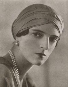 Princess Irina of Russia, niece of the last tsar, Nicolas ll