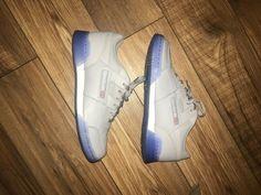 965293181f3 Reebok Workout Plus Ice - Mens Size 9 used  fashion  clothing  shoes