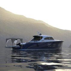 The Zeelander is a modern and enduring interpretation of the modern motor yacht. An evolution of timeless design. Ocean Cruise, Deck Boat, Below Deck, Boat Stuff, Classic Motors, Super Yachts, Motor Yacht, Open Water, Power Boats