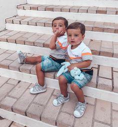 Cute Baby Twins, Twin Baby Boys, Twin Babies, Reborn Toddler, Toddler Dolls, Baby Boy Fashion, Kids Fashion, Baby Boy Outfits, Kids Outfits