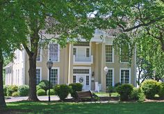 Dent House at old Bonny Oaks Children's Home, Chattanooga, TN