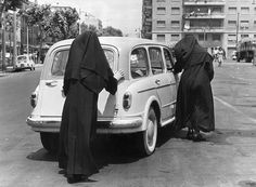15 Vintage Photos of Nuns Doing Normal Things | Mental Floss