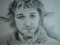 Mr Tumnus (I didn't draw this.)