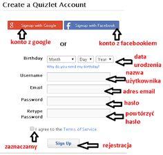 quizlet zakłądanie konta.png