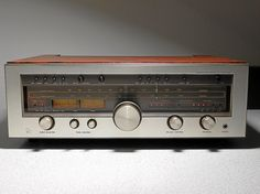 """""""Luxman R 1050 Vintage Stereo Receiver"""" !... http://about.me/Samissomar"""
