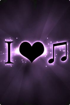 I <3 Music so much if you take it away, I'll disown you forever. #realtalk -Cyn