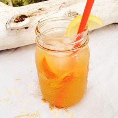 Organic Orange Hibiscus ProPop Soda