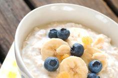 Basischer Frühstücksbrei | Rezept: Der perfekte Start in den Tag beginnt mit einem köstlichen Frühstücksbrei. Er gibt dir Kraft und Energie für den Tag!