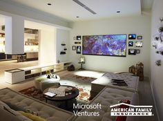 Microsoft Ventures to help 10 startups with smart home control endeavors.