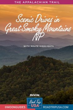 Plan a road trip in and around Great Smoky Mountains National Park, with highlights along the way to take in some breathtaking views.
