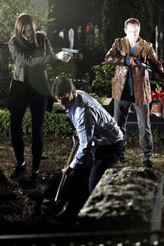Season 3, Episode 3, 'Under The Gun'