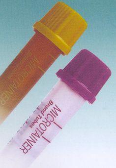 Tubos para coleta de sangue Microtainer - BD BioClassi