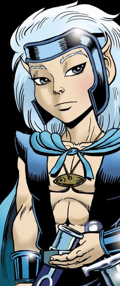 Skywise from #Elfquest. www.elfquest.com