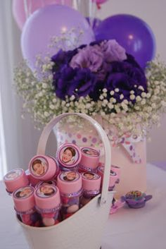 SobEncomenda: Festa Violetta