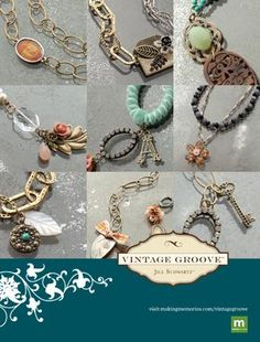 love this line of jewelry goodies!
