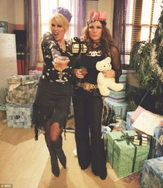 Ab Fab (Edina Monsoon & Patsy Stone) // not a movie, but a funny funny British tv show. Absolutely Fabulous Quotes, Patsy And Eddie, Edina Monsoon, Welsh, Patsy Stone, Jennifer Saunders, British Comedy, British Humour, Joanna Lumley