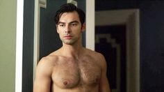And Then there were None screened on BBC . Philip Lombard ( AIDAN TURNER )