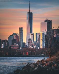 One World Trade Center by Marco DeGennaro Photography by newyorkcityfeelings.com - The Best Photos and Videos of New York City including the Statue of Liberty Brooklyn Bridge Central Park Empire State Building Chrysler Building and other popular New York places and attractions.
