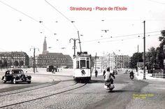 PLACE DE L'ETOILE STRASBOURG