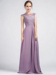 Lavender Wedding Bridesmaids-6