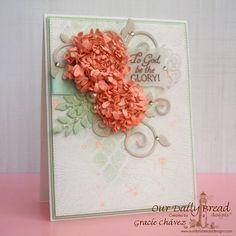 Graciellie Design: Handmade Flowers 3 - Video Tutorial