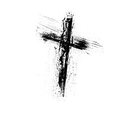 The cross before me, the world behind me, no turning back no turning back