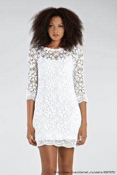 Crotchet Dress Pattern