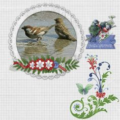 Created with The Little Things mini kit by Marie H Designs