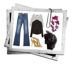 Untitled #95 by tijja on Polyvore featuring polyvore fashion style Zara MANGO Burberry clothing